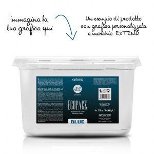 Ecopack blu 4x500g